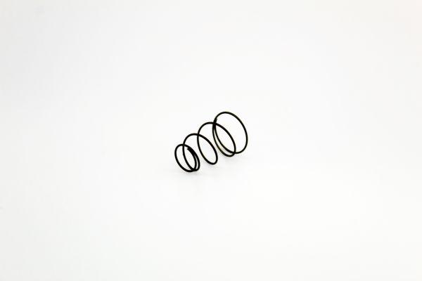 Коническая пружина 0,7х10,6.16,2х24-5.8,3