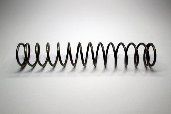 Цилиндрическая пружина 3,5х40,5х222-14,5.17,3